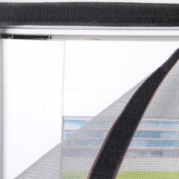 best velcro window screens